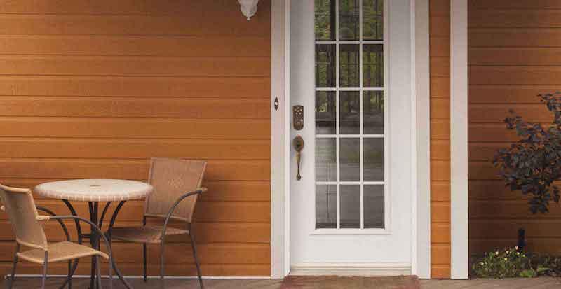 Fassadenplatten Holz canexel fassadenplatten holz kunststoff